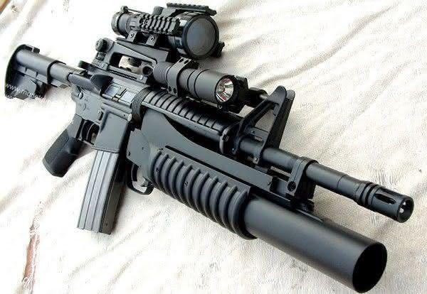 m4 entre as melhores metralhadoras do mundo