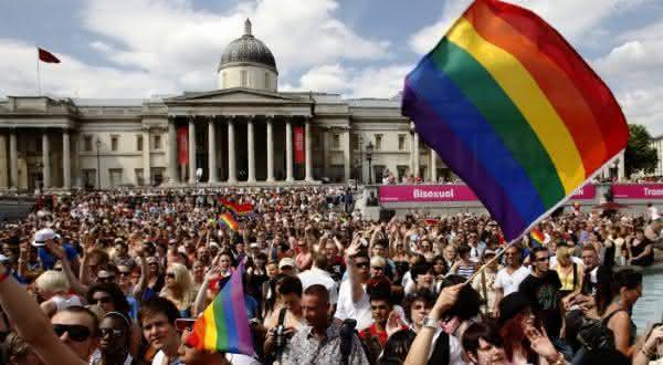 reino unido entre os países com maior população gay do mundo