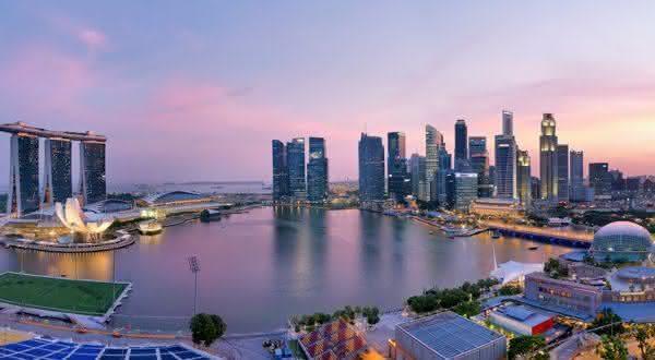 singapura entre os países mais densamente povoados do mundo