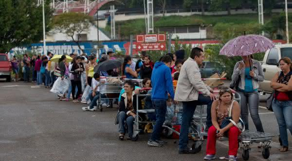 venezuela entre os países com maior inflação do mundo