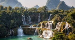Ban Gioc – Detian Falls entre as cachoeiras mais bonitas do mundo