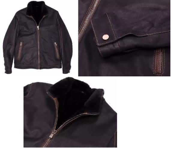 Beaver-Trimmed Leather entre as jaquetas mais caras do mundo