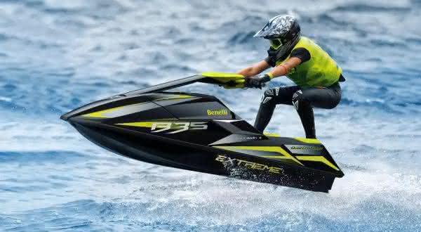 Belassi B3S Extreme 180HP entre os jetskis mais caros do mundo