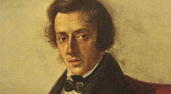 Frederic Chopin entre os maiores compositores de todos os tempos