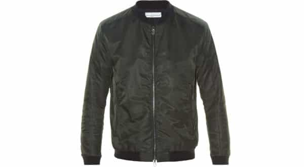 Golden Goose Leather Bomber Jacket entre as jaquetas mais caras do mundo