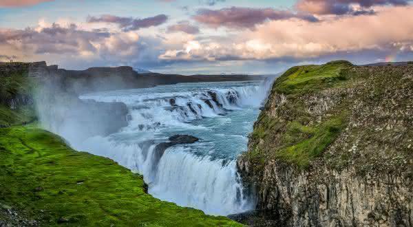 Gullfoss entre as cachoeiras mais bonitas do mundo