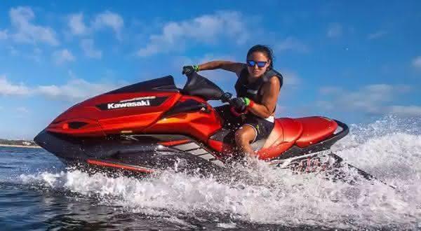 Kawasaki Jet Ski Ultra 310X SE entre os jetskis mais caros do mundo