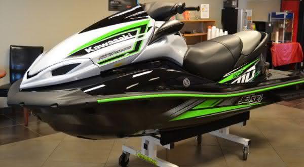 Kawasaki Jet Ski Ultra 310X entre os jetskis mais caros do mundo