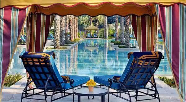 One and Only Royal Mirage Palace 3 entre os resorts mais caros do mundo