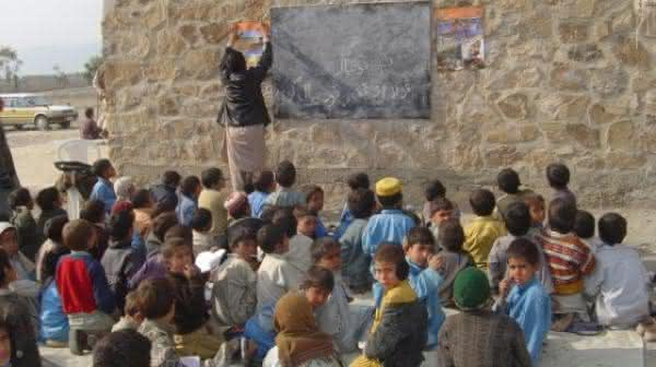 afeganistao entre os paises com maior taxa de analfabetismo