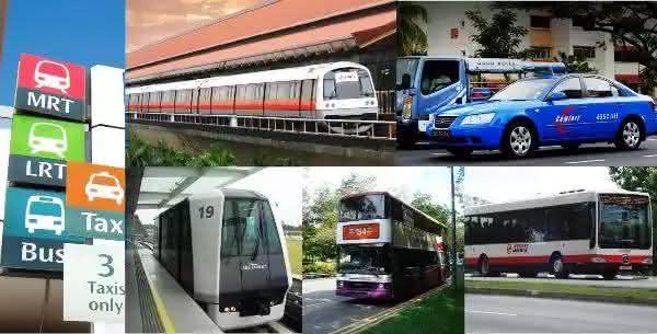 cingapura entre as cidades com os melhores sistemas de transporte publico do mundo