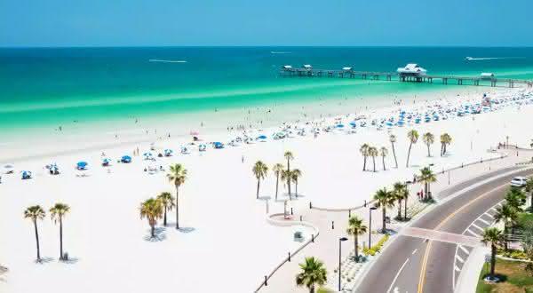florida entre as praias mais luxuosas do mundo