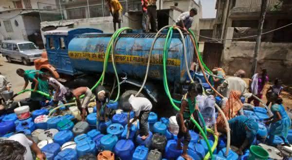 india entre os países que mais consomem água no mundo