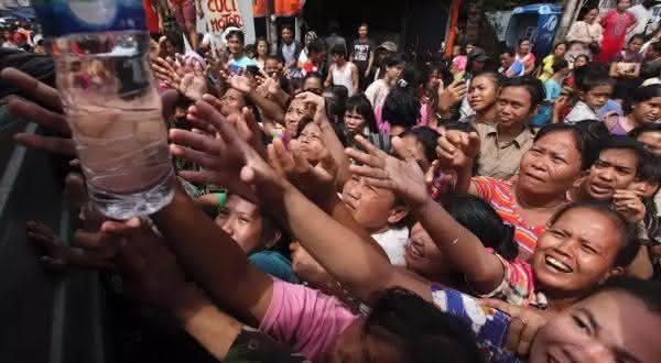 indonesia entre os países que mais consomem água no mundo