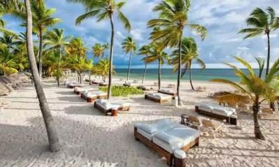punta cana entre as praias mais luxuosas do mundo