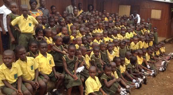 serra leoa entre os paises com maior taxa de analfabetismo