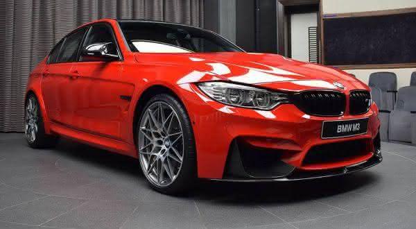 BMW M3 Competition Package entre os sedan 4 portas mais rapidos do mercado