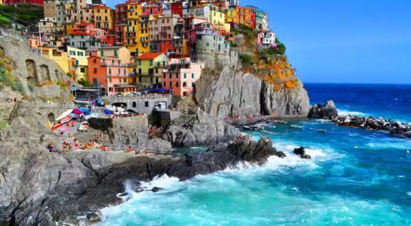 Cinque Terre entre os melhores destinos de lua de mel do mundo