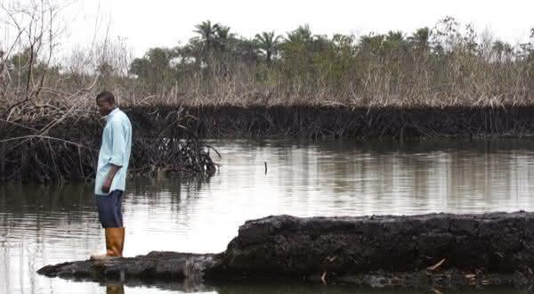 Delta do Niger entre os lugares com as aguas mais contaminadas do mundo