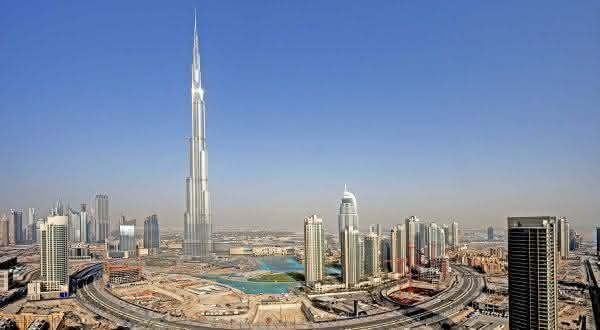 Emirados arabes Unidos entre os paises menos chuvosos do mundo