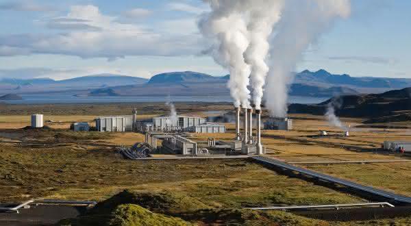 geotermica entre as fontes alternativas de energia renováveis
