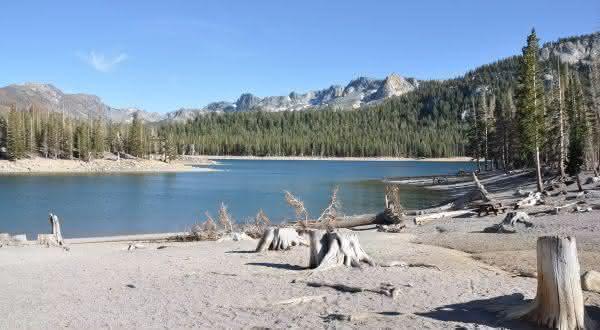 Horseshoe Lake entre os lugares com as aguas mais contaminadas do mundo
