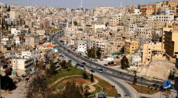 Jordania entre os paises menos chuvosos do mundo