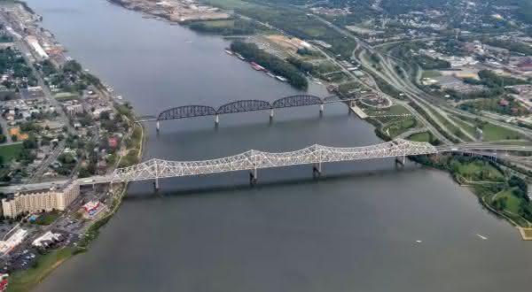 Ohio River entre os lugares com as aguas mais contaminadas do mundo