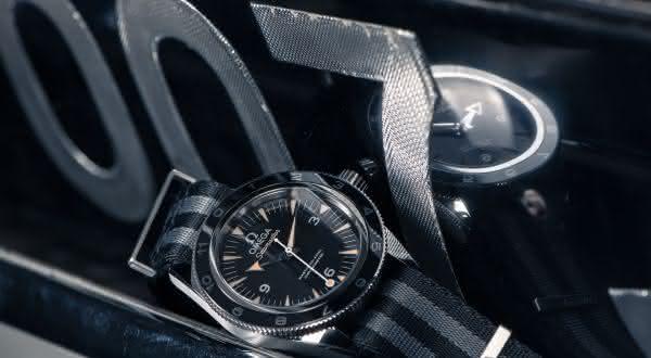 Omega Seamaster 007 James Bond entre os relogios mais vendidos do mundo