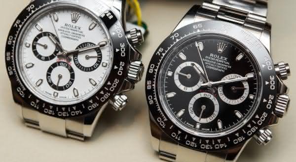 Rolex Daytona entre os relogios mais vendidos do mundo