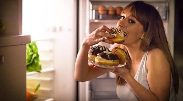 comer entre as piores coisas que voce pode dizer a uma mulher