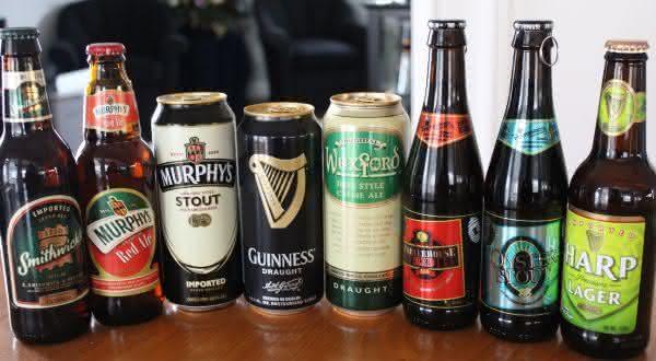 irlanda entre os maiores exportadores de cervejas do mundo