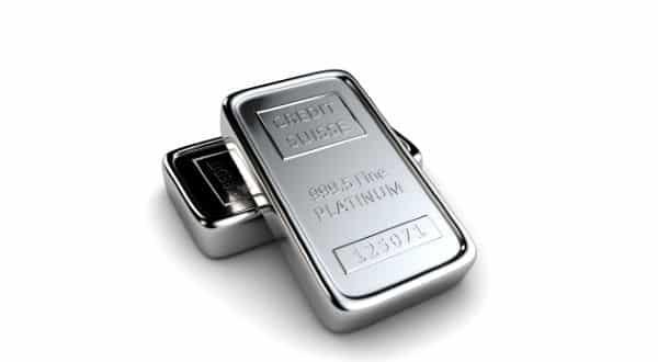 platina entre os metais mais preciosos do mundo