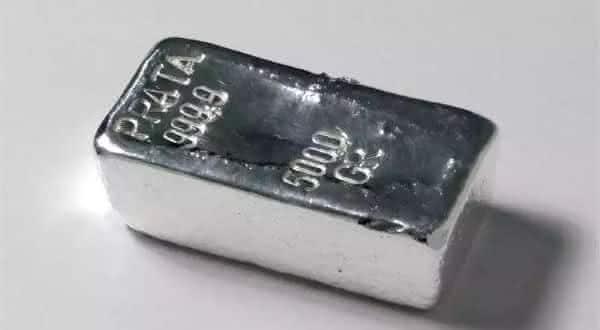 prata entre os metais mais preciosos do mundo