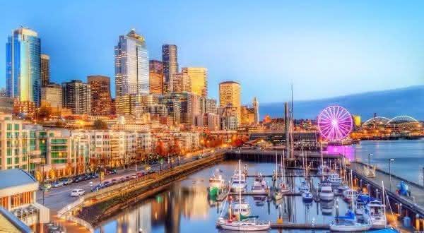 seatle entre as cidades mais ricas do mundo