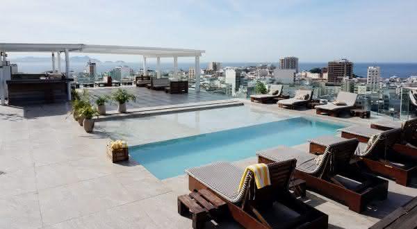 Casa Mosquito entre os melhores hotéis do rio de janeiro