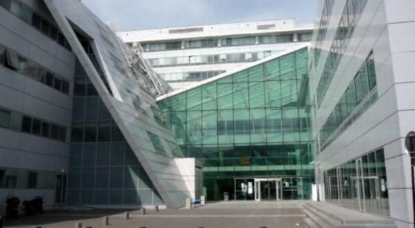 Hopital Europeen Georges-Pompidou entre os melhores hospitais clinicos do mundo