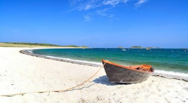 Ilhas Scilly 2 entre as melhores ilhas do mundo