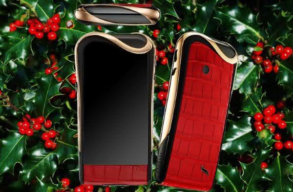 Savelli Ardent Red entre os celulares android mais caros do mundo