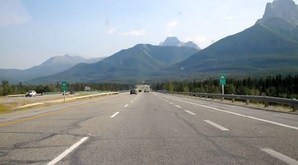 Trans-Canada entre as estradas mais longas do mundo