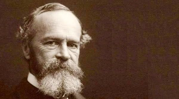 William James entre os psicologos mais famosos de todos os tempos