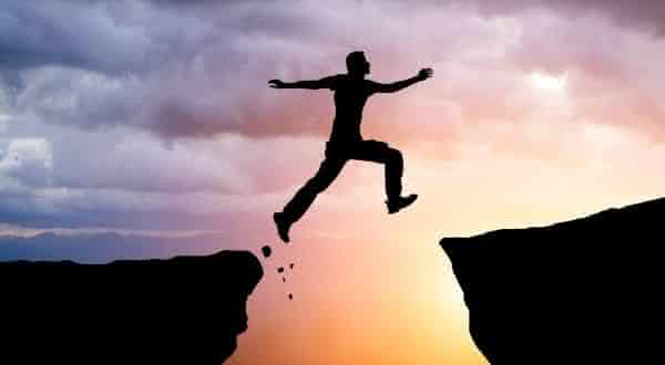 agir entre as razões pelas quais algumas pessoas nunca terão sucesso