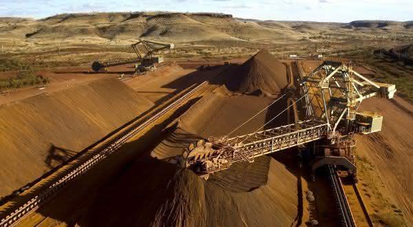 australia entre os maiores paises produtores de ferro do mundo