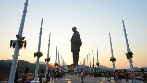 estatua da unidade