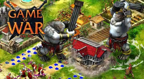 game of war entre os jogos de celular de maior sucesso de todos os tempos