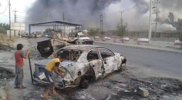 iraque entre os países com mais terrorismo no mundo