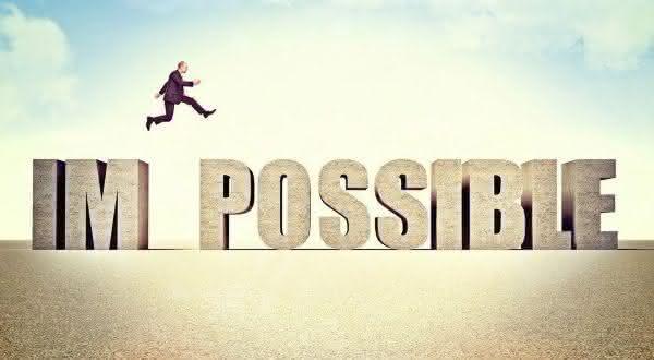 metas irreais entre as razões pelas quais algumas pessoas nunca terão sucesso