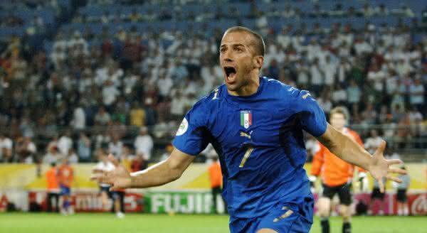 Alessandro Del Piero entre os melhores cobradores de penaltis de todos os tempos