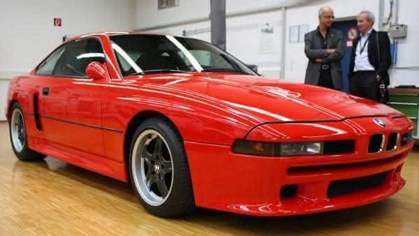 BMW M8 PROTOTYPE E31 entre os carros mais caros da bmw