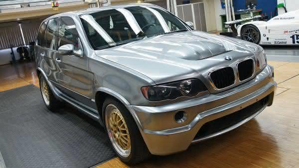 BMW X 5 LE MANS CONCEPT entre os carros mais caros da bmw